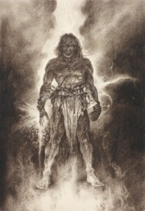 Perun, the jealous thunder god